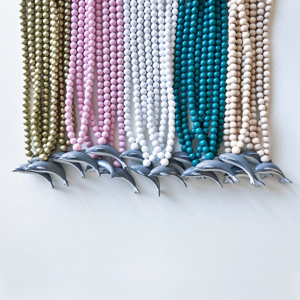 The Dolphin Necklace - More colour options.