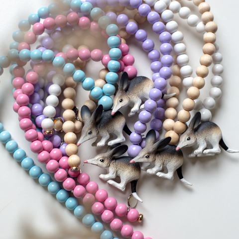 Special Edition Easter Bilby Necklace  - More colour options.