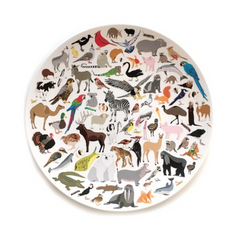 The Animal Plate - Aussie Animals  *pre order