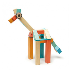 Tegu Magnetic Wooden Blocks - 42 Pieces