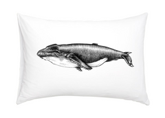 Humpback Whale Pillowcase