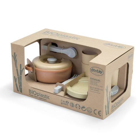 DANTOY - BIOplastic Dinner Set