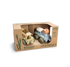 DANTOY - BIOplastic Train Set