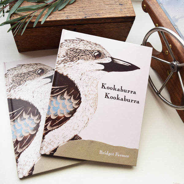 """Kookaburra Kookaburra"" Written and Illustrated by Bridget Farmer"