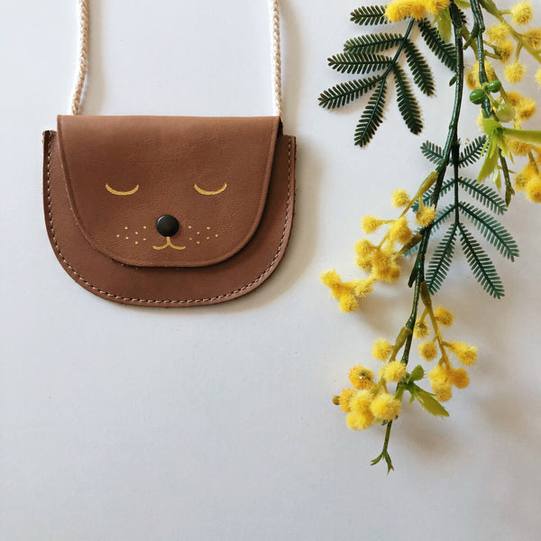 The Mini Cat Purse - More Options
