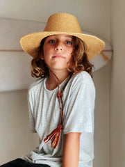 African Sun Hat - Medium Brim Plain