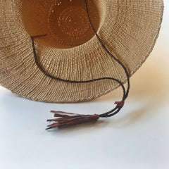 African Sun Hat - Large brim Plain