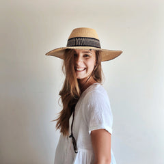 African Sun Hat - Large brim Colour
