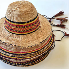 African Sun Hat - Medium brim Colour