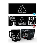 Harry Potter Tazza Cambiacolore Doni Della Morte Heatchanger Deathly Hallows