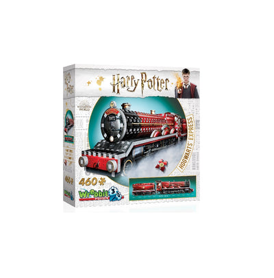 Harry Potter Puzzle 3D Hogwarts Express Wrebbit