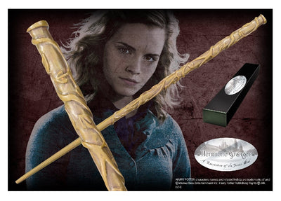 Harry Potter Bacchetta Di Hermione Granger The Noble Collection