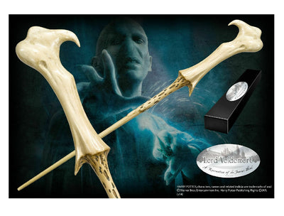 Harry Potter Bacchetta Di Lord Voldemort The Noble Collection