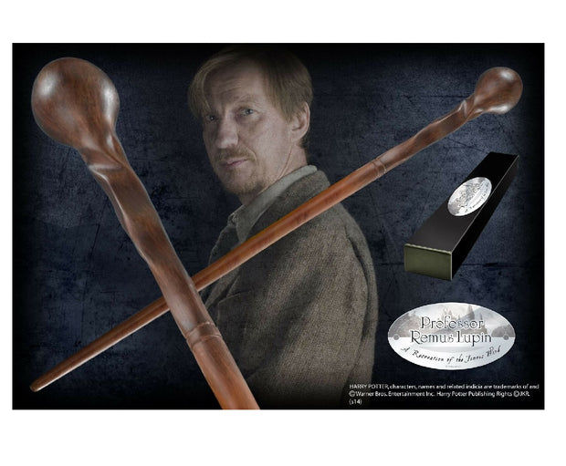 Harry Potter Bacchetta Di Remus J. Lupin The Noble Collection