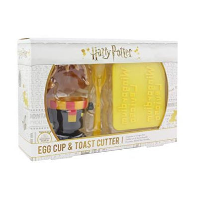 Harry Potter Hermione Egg Cup And Toast Cutter Set Colazione