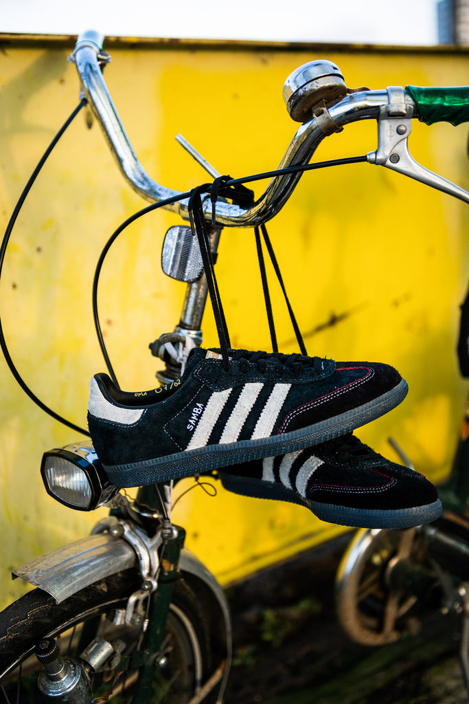 Maité Steenhoudt Receives First Signature Colorway with Samba ADV
