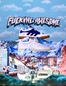 ADIDAS SKATEBOARDING X FUCKING AWESOME - THE NEW EXPERIMENTS