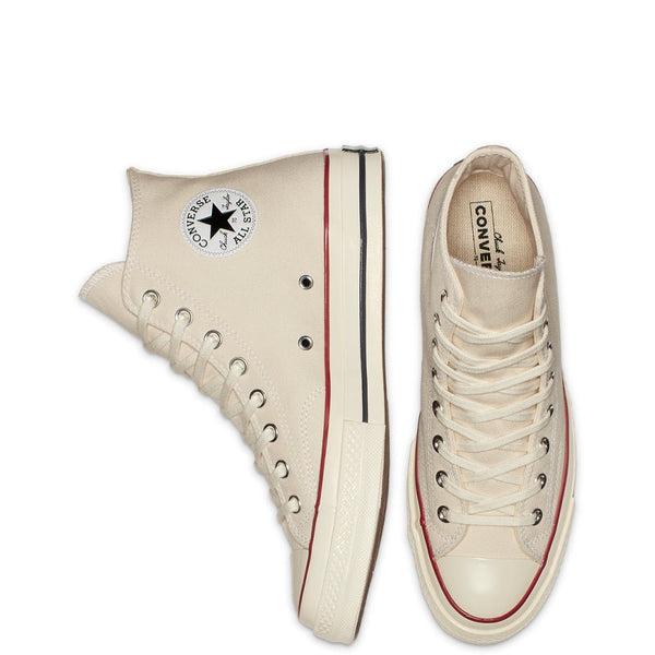 CONVERSE - CHUCK 70 HIGH TOP PARCHMENT