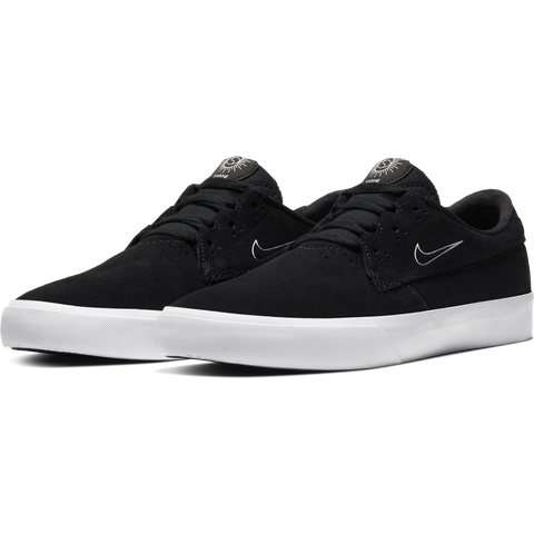 NIKE SB - SHANE BLACK/WHITE