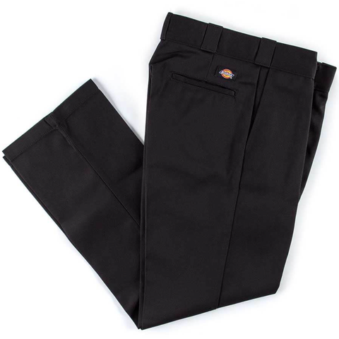 DICKIES - 874 WORK PANTS BLACK