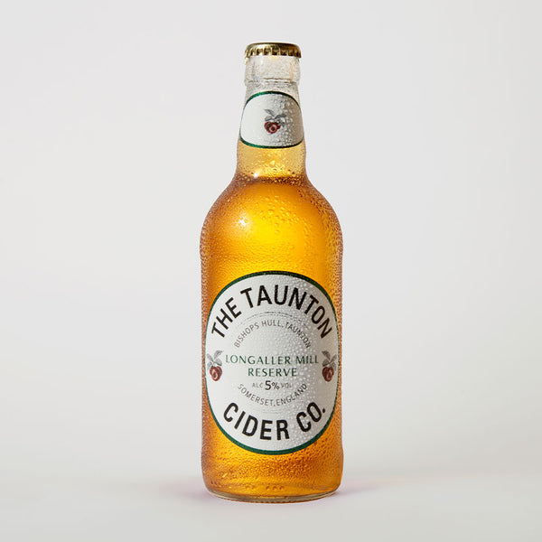 Taunton Cider Co. Longaller Mill 5.0%, 12 Bottles