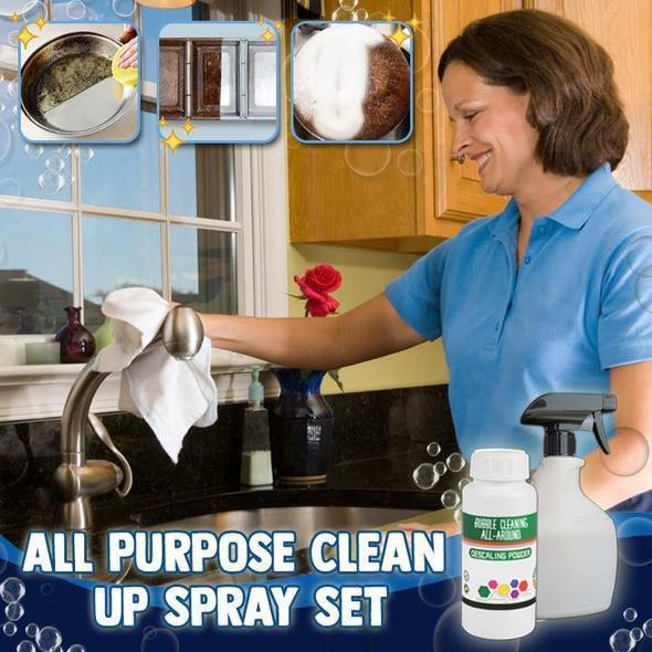 Multi Surface Clean-up Spray