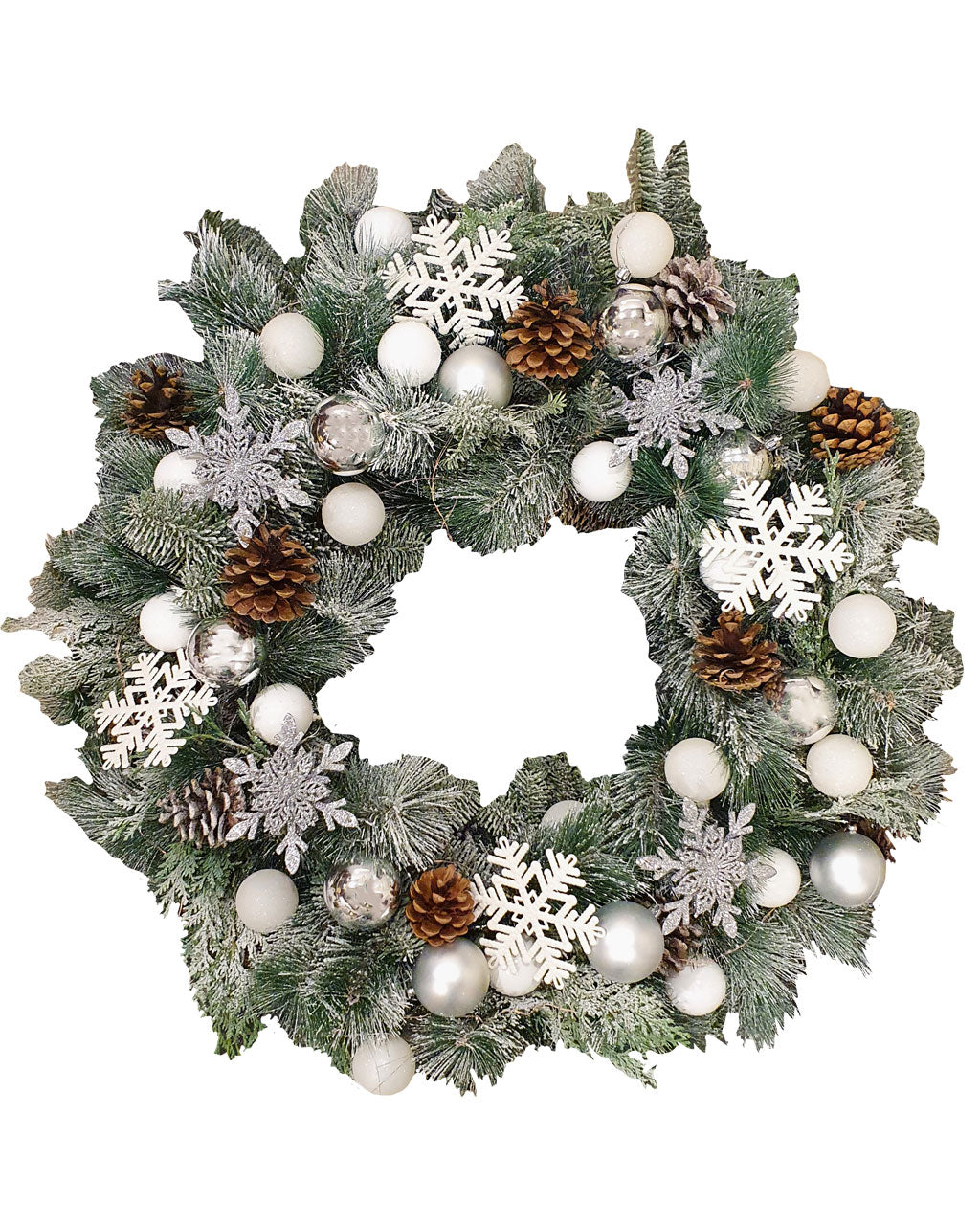 Large Winter wonderland wreath