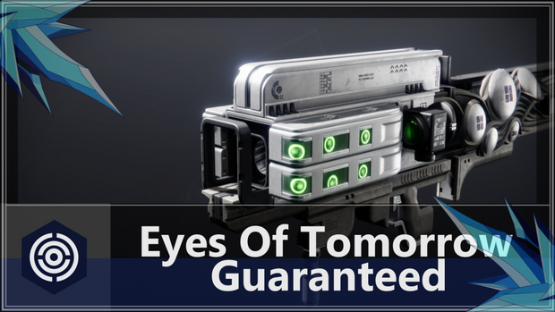 Eyes of Tomorrow *GUARANTEED*