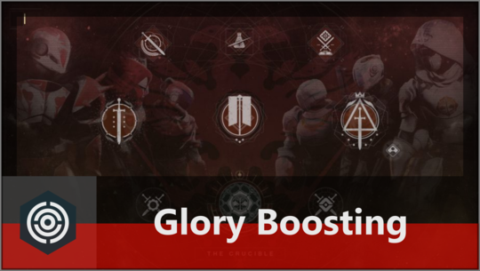 Glory: Crucible Rank Boosting