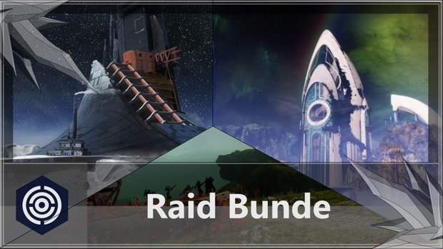 All Three Raids Bundle