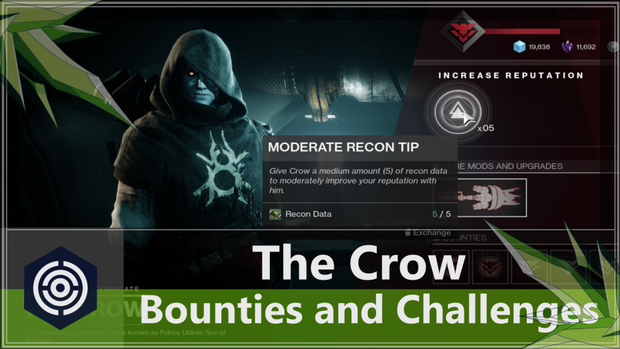 The Crow - Bounties and Challenges