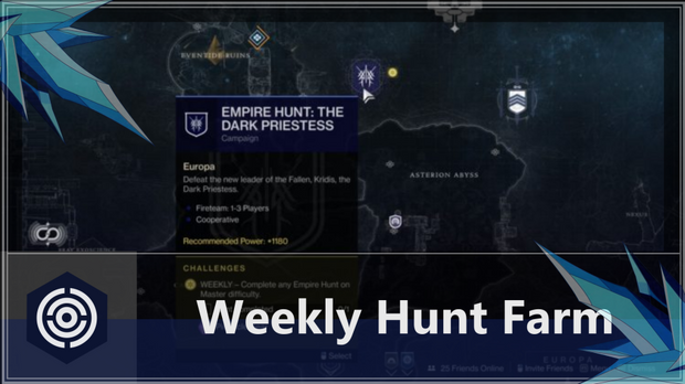 Weekly Empire Hunt