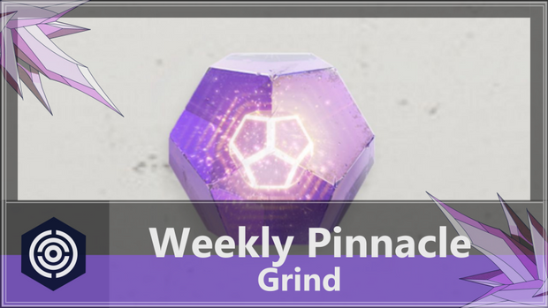 Weekly Pinnacle Activities