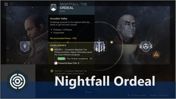 Nightfall: The Ordeal