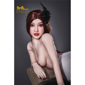150cm Asian ballerina with small breasts, slim, flexible and elegant temperament sex doll Mika - tpesexdoll.com