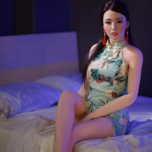 6YE 165cm Real Life Sex Doll with Silicone Head Reba - tpesexdoll.com