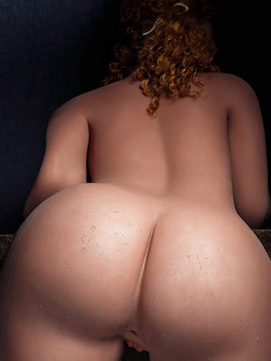 Aibei Doll |Fat Chubby Sex Doll With Huge Booty-Marta - tpesexdoll.com