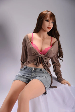 AS 161cm C Cup Breast Adult Real Dolls For Men Auroua - tpesexdoll.com