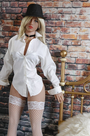 AS doll 168cm Small Breast-real sex doll Donna - tpesexdoll.com