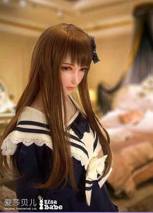 ElsaBabe 102cm beautiful maid sex doll Mikami Rena - tpesexdoll.com