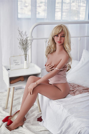 Irontech Sex Doll | 155cm A cup Miki - tpesexdoll.com