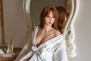Mini - WM 153cm B Cup beautiful New real full silicone sex doll for men normal breast tpe sex doll - tpesexdoll.com