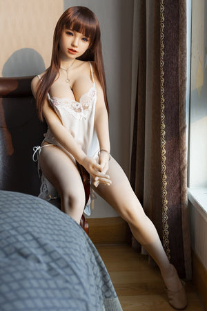 SanHui 158cm big breasts Asian sex doll -Qinqin - tpesexdoll.com