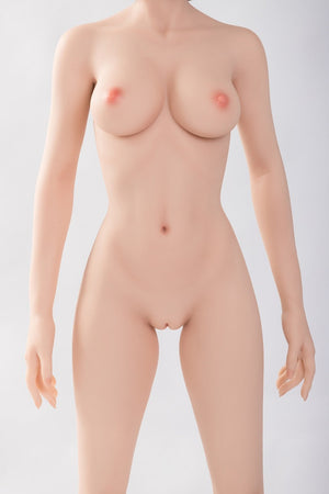 Sanhui 161cm silicone uniform pure big boobs sex doll-Aixuan - lovedollshops.com