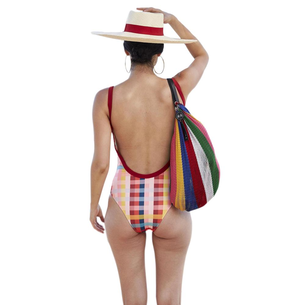 Henlopen Backless One Piece