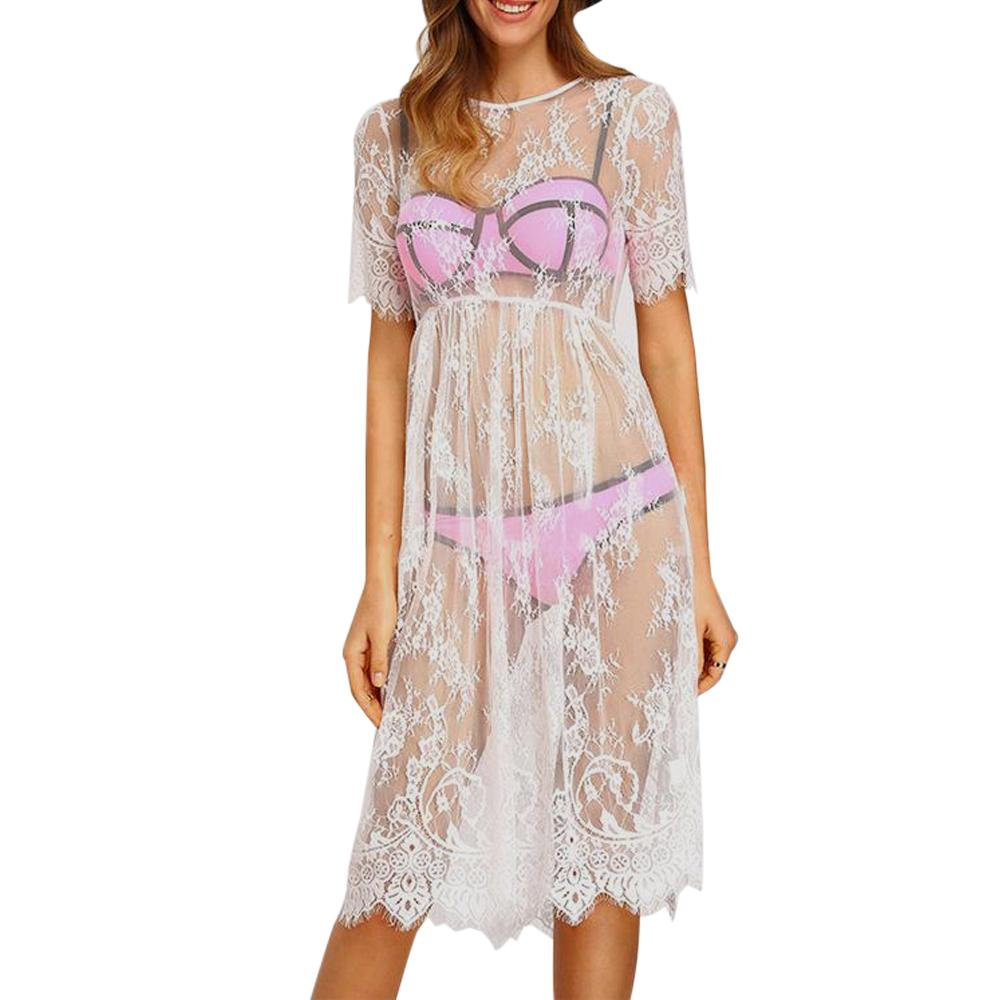 Giwan Tunic Cover Up