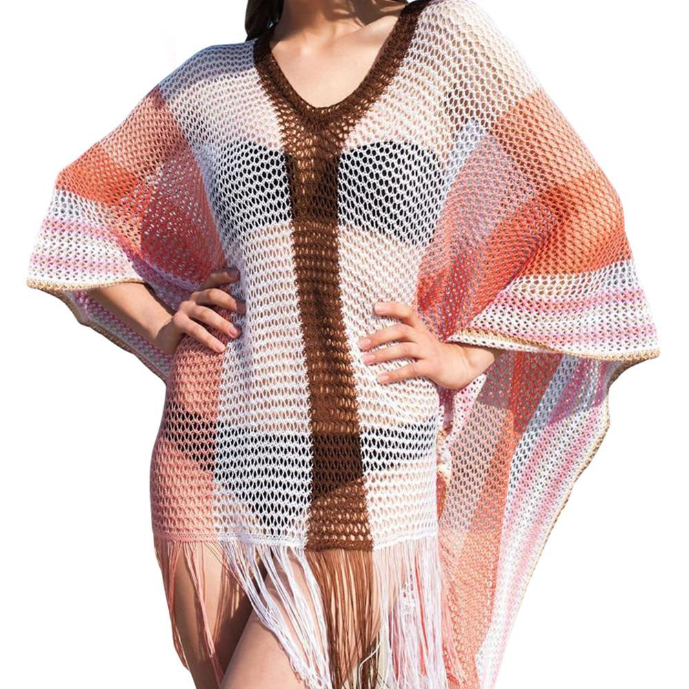 Cagban Lace Cover Up