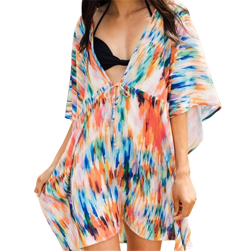 Canaoay Tunic Cover Up
