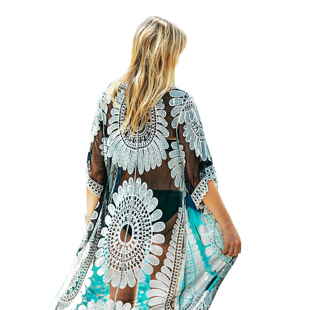 Centinela Crochet Cover Up