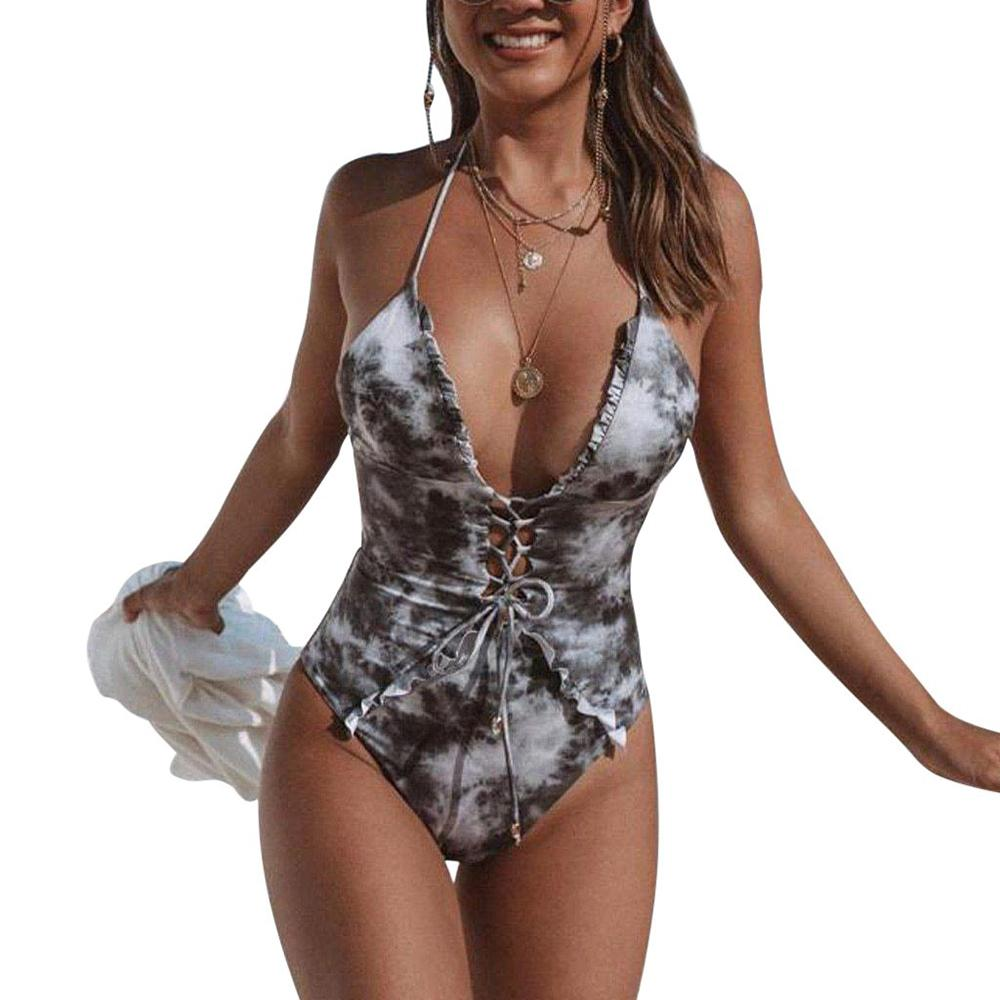 Carpinteria Push Up One Piece